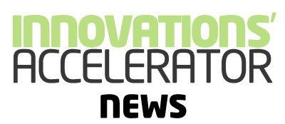 Innovations Accelerator news logo.