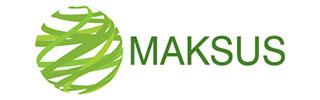 Maksus logotype.
