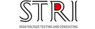 STRI's logotype.