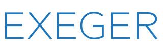 Exeger's logotype
