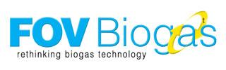 Logotype of FOV Biogas