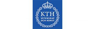 KTH's logotype.