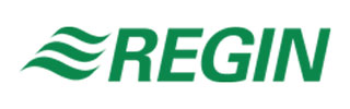 Regin's logotype.