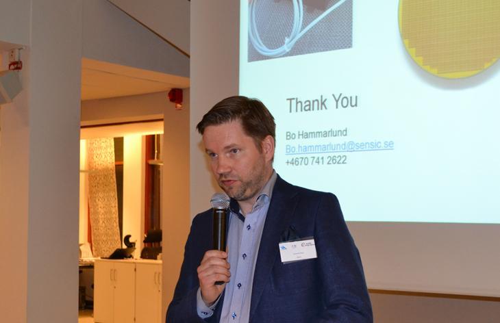 Bo Hammarlund. Photo.