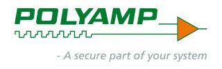 Polyamp's logotype