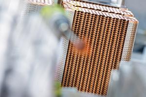 Heat exchangers. Photo.