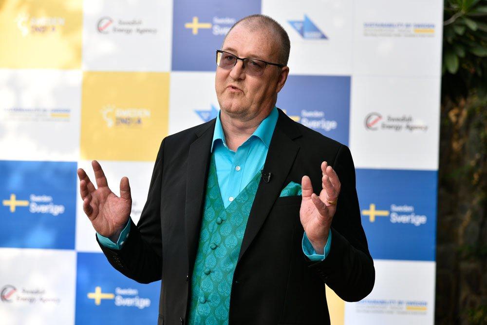 Ludvig Lindström. Photo.