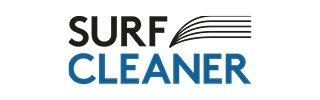 SurfCleaner's logotype.